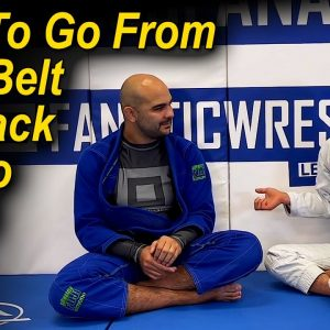 How To Go From Blue Belt To Black Belt In Two Years In Jiu Jitsu by Mikey Musumeci