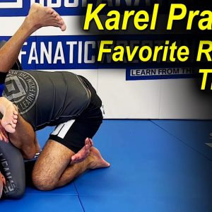 "The Reverse Triangle That Became The Favorite Submission Of Karel ""Silver Fox"" Pravec"