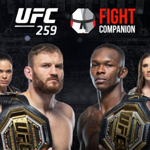 UFC 259: Israel Adesanya vs Jan Blachowicz, Nunes vs Anderson and Yan vs Sterling Fight Companion