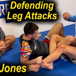 The Secret Grip That Craig Jones Uses To Defend Heel Hooks And Leg Attacks