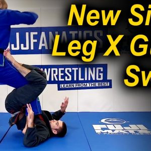 A New Single Leg X Guard Sweep That You've Probably Never Seen by Bird Wiltse