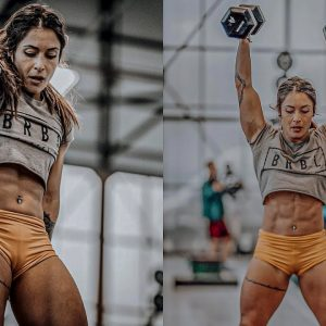 STRONG AND POWERFUL FEMALE CROSSFIT💪 - Celia Gabbiani