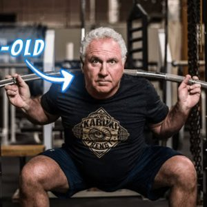 Strongest GrondPa 71-Year-Old Powerlifter  - Rudy Kadlub