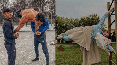 BEST And OMG😲🔥! February STREET WORKOUT Moments 2021