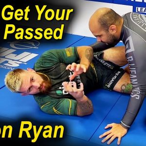 Guard Retention - How To Never Get Your Guard Passed In Jiu Jitsu by Gordon Ryan