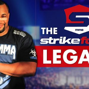 The 10 Greatest Things About Strikeforce MMA