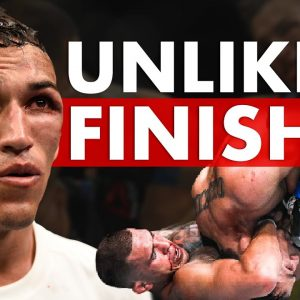 The 10 Most Unlikely Finishes in UFC History