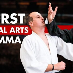 The 10 Worst Martial Arts for MMA