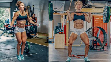 THE WORLDS FITTEST WOMAN😮 - Tia Clair Toomey