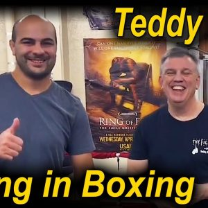 Understanding Timing In Boxing And In Life by The Legendary Boxing Coach Teddy Atlas