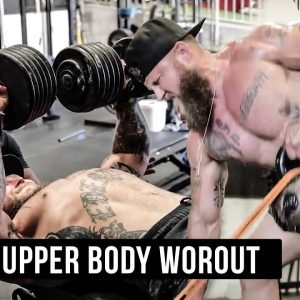 Try This Upper Body Workout to Gain Size & Strength! | Phil Daru