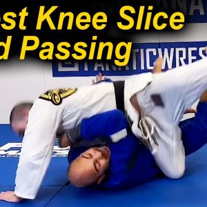 The Fastest Jiu Jitsu Knee Slice Guard Passing That You've Ever Seen by Andrew Wiltse