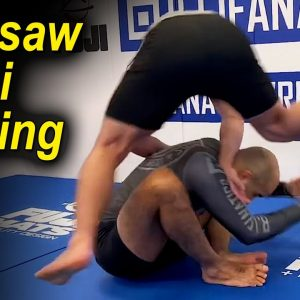 Understanding The Buzzsaw No Gi Passing by Andrew Wiltse