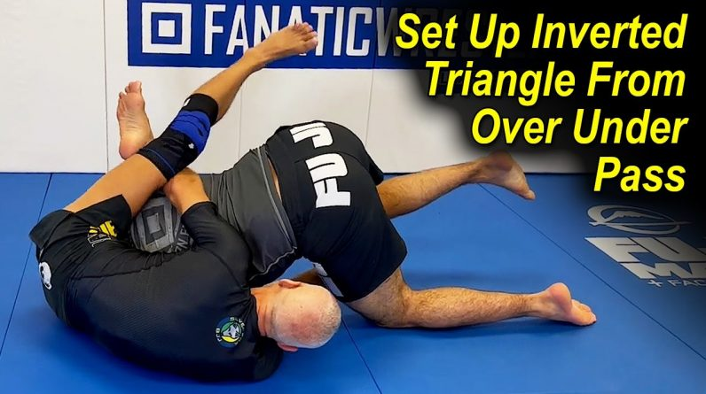 "How To Set Up An Inverted Triangle From The Over Under Pass by Karel ""Silver Fox"" Pravec"