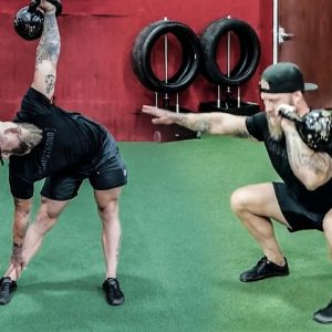 Use This Kettlebell Workout to Increase Power & Stability for MMA | Phil Daru