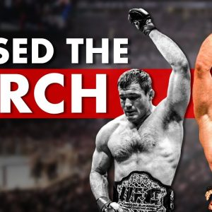10 Huge Passing Of The Torch Moments in MMA History