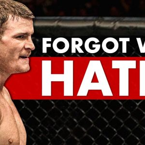 10 Popular MMA Fighters You Forgot Used To Be Hated