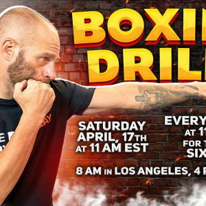 Boxing Workout - Skills and Drills