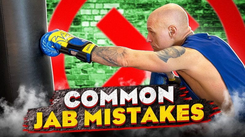 Common Jab Mistakes in Boxing