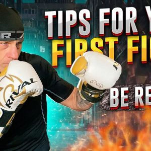 First Fight Tips | Be Ready for Your First Boxing Match #fightready