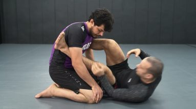 How To Do The Perfect BJJ K Guard by Lachlan Giles