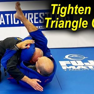 "How To Make Your Triangle Choke 10x Tighter by Karel ""Silver Fox"" Pravec"