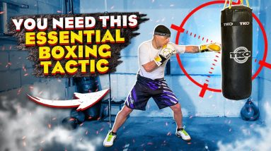 Land More Punches in Sparring with this Boxing Tactic