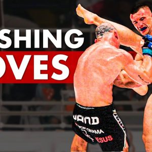 The 10 Most Signature Finishing Moves in UFC History