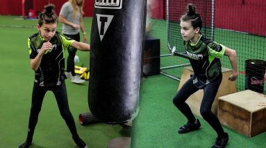 Youth Boxing Strength And Power Workout | Phil Daru