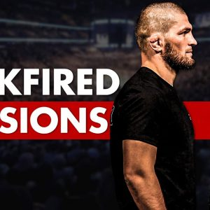 10 Biggest UFC Decisions That Definitely Backfired