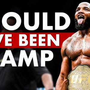 10 Fighters Who Realistically Should Have Been UFC/Zuffa Champions
