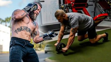 2 Core Exercises Every Fighter Must Use for MMA Performance! #shorts
