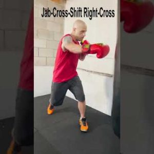 8 Boxing Combos to Close Distance #shorts