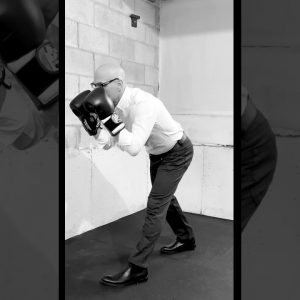A Good Boxing Stance #shorts