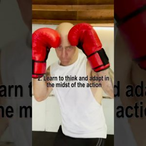 Heavy Bag Drill to Improve Reaction and Boxing IQ #shorts