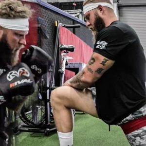Try This Full Body Warmup Routine Before an MMA Workout or a Fight | Phil Daru