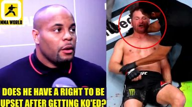 Daniel Cormier reacts to a frustrated Stipe Miocic hinting about leaving UFC & signing with ONE FC