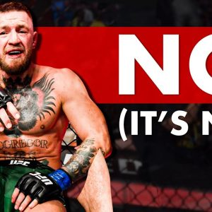 Is It Bad For The UFC That Conor McGregor Lost To Dustin Poirier? (Hint: It's not.)
