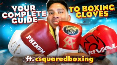 Complete Guide to Boxing Gloves   Boxing Gloves 101 ft. csquaredboxing