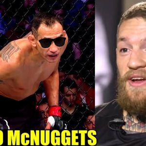 Is this the perfect opponent for Conor McGregor to make a comeback after loss to Dustin Poirier?