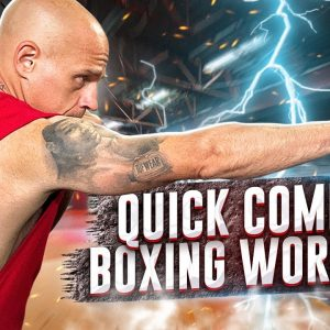 Quick Combos Boxing Workout