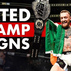 The 10 Most Hated UFC Champion Reigns Ever