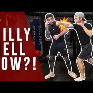 The Philly Shell... Elbow?! (Muay Thai & MMA)