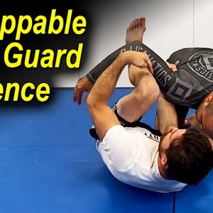 """Unstoppable No Gi Guard Sequence by Bill """"The Grill"""" Cooper"""
