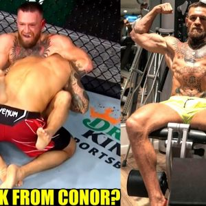You can't say Poirier would've beaten Conor McGregor in RD 2 just because he was dominating in RD1