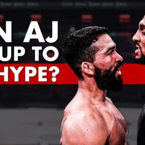 Will AJ McKee Live Up To The Hype Against Patricio Pitbull?
