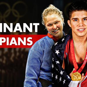 10 Olympians Who Dominated In MMA