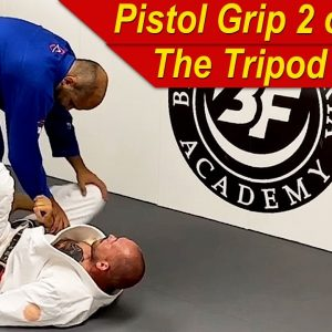 From The Pistol Grip 2 on 1 To The Tripod Sweep by Paul Schreiner