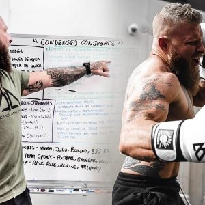 How to Program for MMA & Boxing | Phil Daru