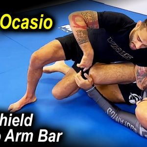 Knee Shield Pass No Gi Direct To The Armbar by Junny Ocasio